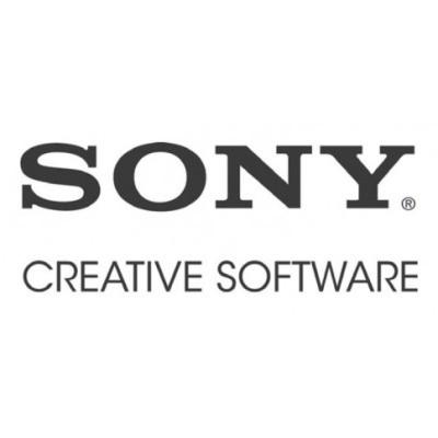 Sony Creative Software Vouchers