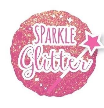 Sparkle Glitter Vouchers