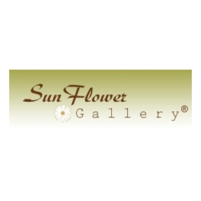 Sun Flower Gallery Logo