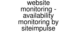 Super Monitoring For Your Website Vouchers