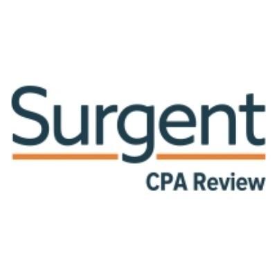 Surgent CPA Review Vouchers