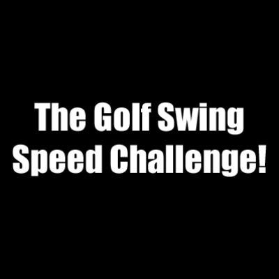 The Golf Swing Speed Challenge Vouchers