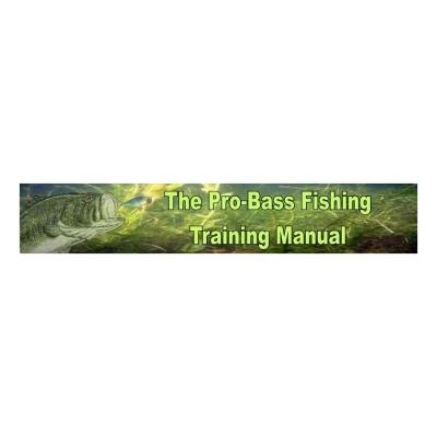 The Pro-Bass Fishing Training Manual Vouchers