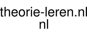 Theorie-leren.nl Logo