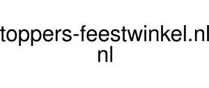 Toppers-feestwinkel.nl Logo