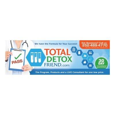 Total Detox Friend Vouchers