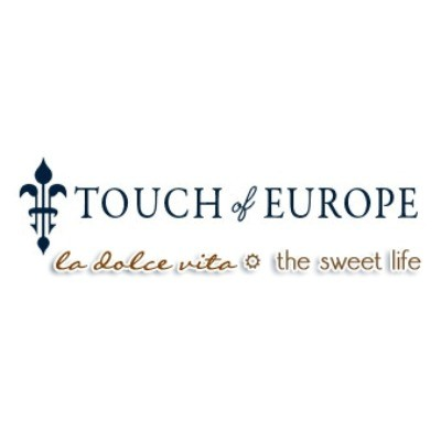 Touch Of Europe Vouchers
