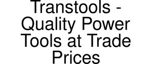 Transtools - Quality Power Tools At Trade Prices Logo