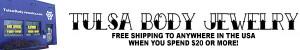 Tulsa Body Jewelry Vouchers