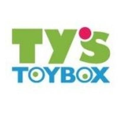 Ty's Toy Box Vouchers