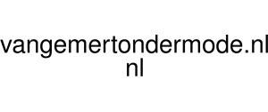 VanGemertondermode.nl Vouchers