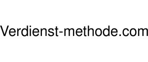 Verdienst-methode Logo