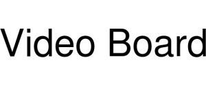 VideoBoard Vouchers
