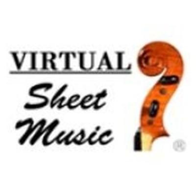Virtual Sheet Music Vouchers