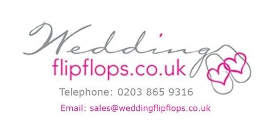 Wedding Flip Flops Vouchers