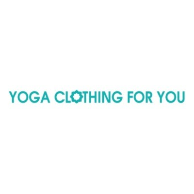 Yoga Clothing For You Vouchers