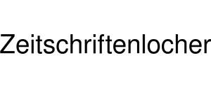 Zeitschriftenlocher Logo